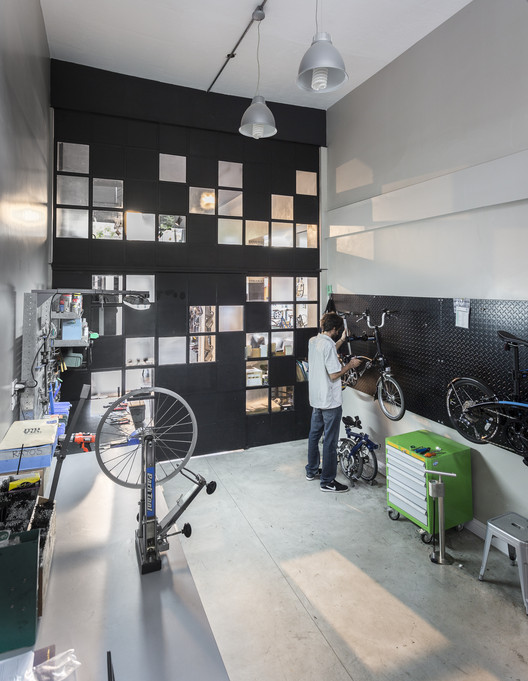 MUVIN / DOMINA | RAMOS Arquitectura , © Fernando Schapo