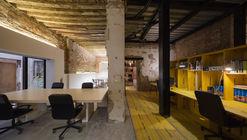 San Jerónimo Atelier  / CUAC Arquitectura