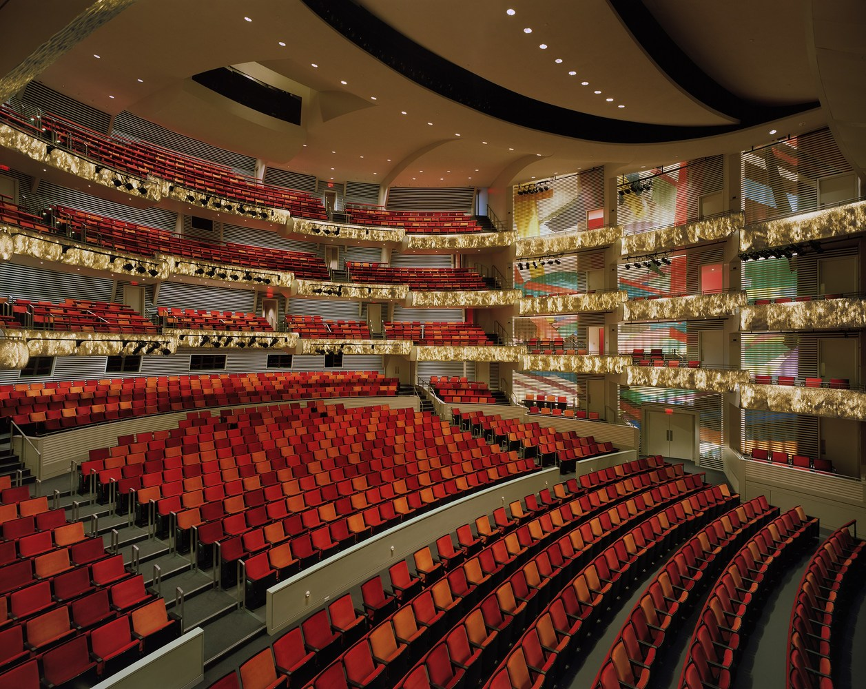Gallery Of Kauffman Center For The Performing Arts Safdie