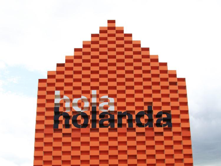 MVRDV diseña pabellón de Holanda en FILBO y dicta conferencias en Bogotá, © Punto Avi