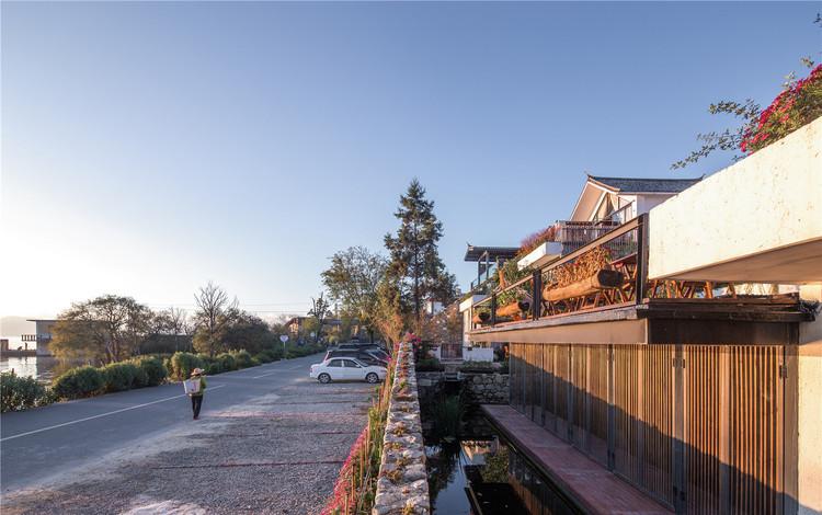 Dali Munwood Lakeside Resort Hotel / Init Design Office ...