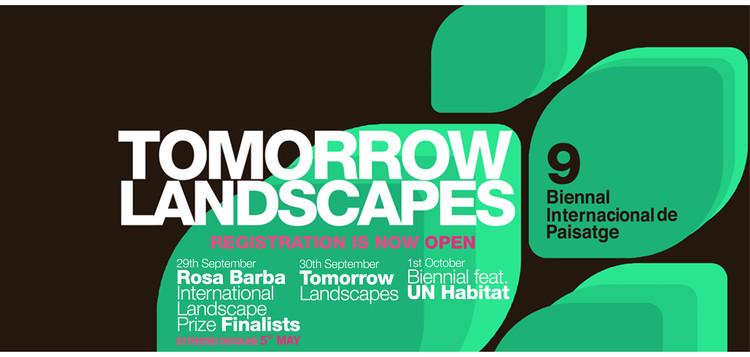 Biennal Internacional de Paisatge, @COAC, Programa IX Bienal Internacional de Paisaje, Barcelona