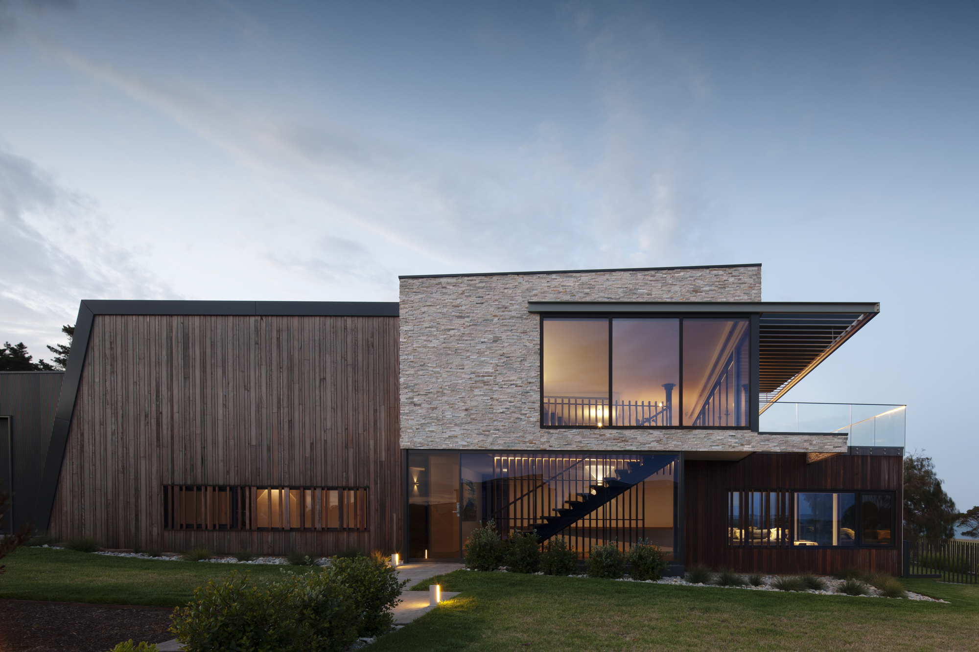 Rhyll house jarchitecture archdaily - Architectural design homes pictures ...