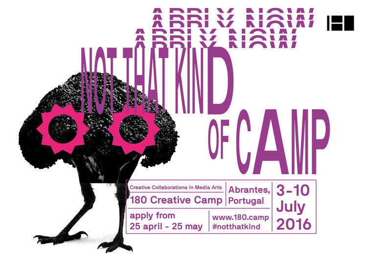180 Creative Camp 2016: Not That Kind Of Camp, Cortesia de Canal 180