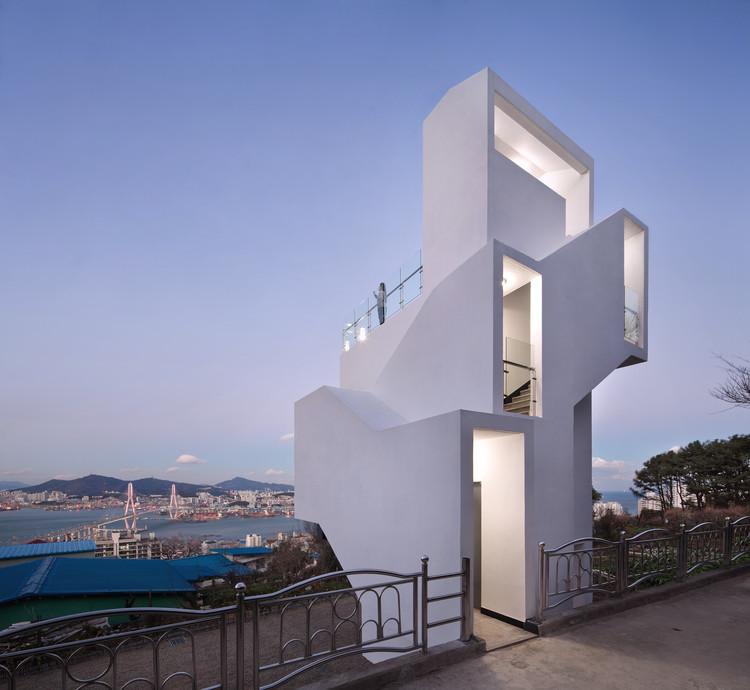 Mirador en Yeongdo Haedoji / ADDarchi Architects Group , © Yoon Joon-hwan