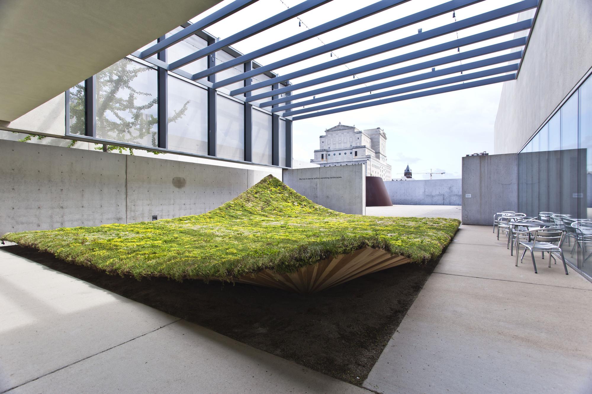 Green Varnish / Nomad Studio | ArchDaily Brasil