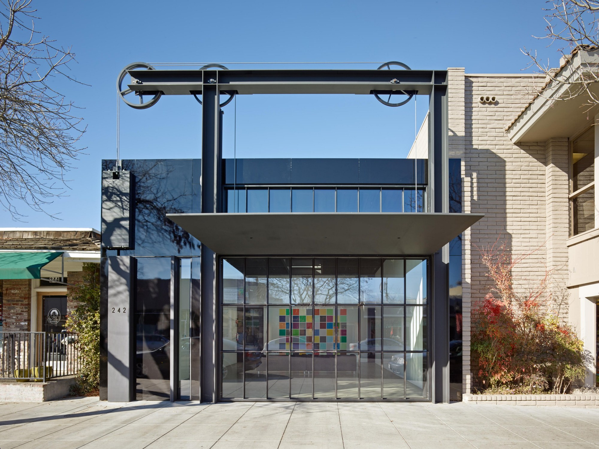 242 State Street Olson Kundig Archdaily