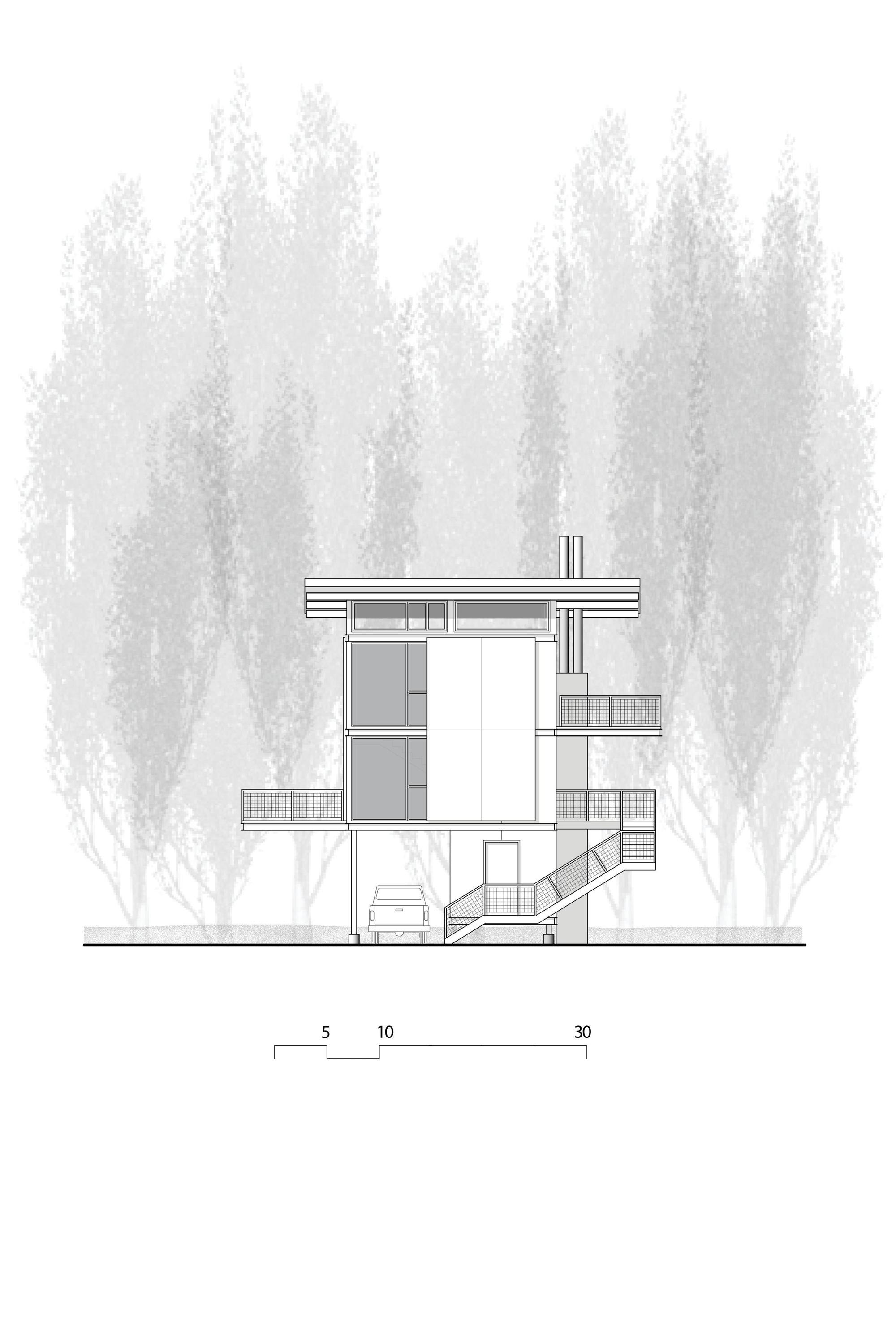 Gallery Of Delta Shelter Olson Kundig 27