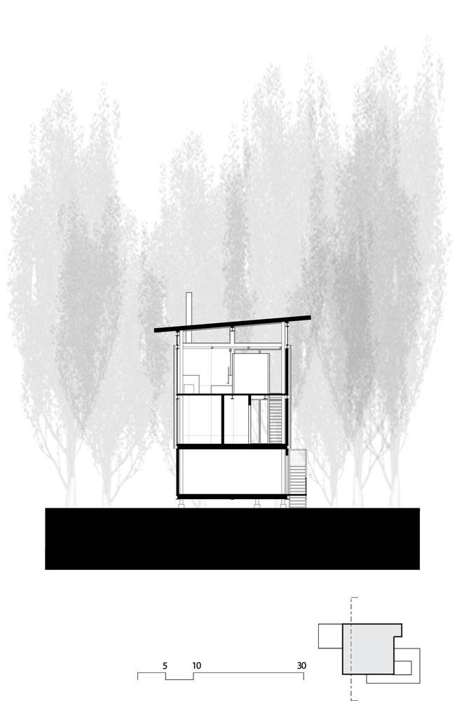 Gallery Of Delta Shelter Olson Kundig 22