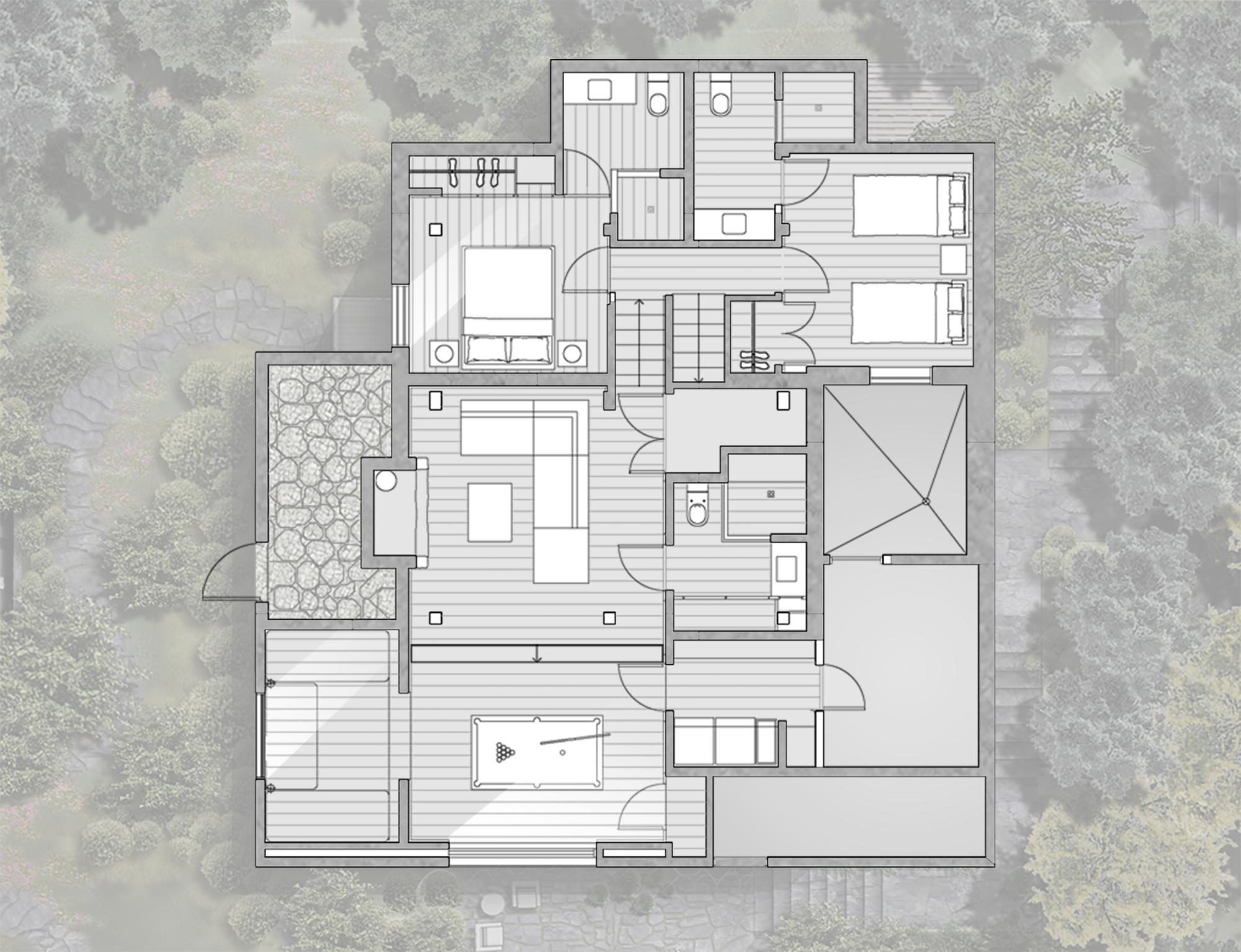 Gallery of la muna oppenheim architecture design 31 for Colorado plan