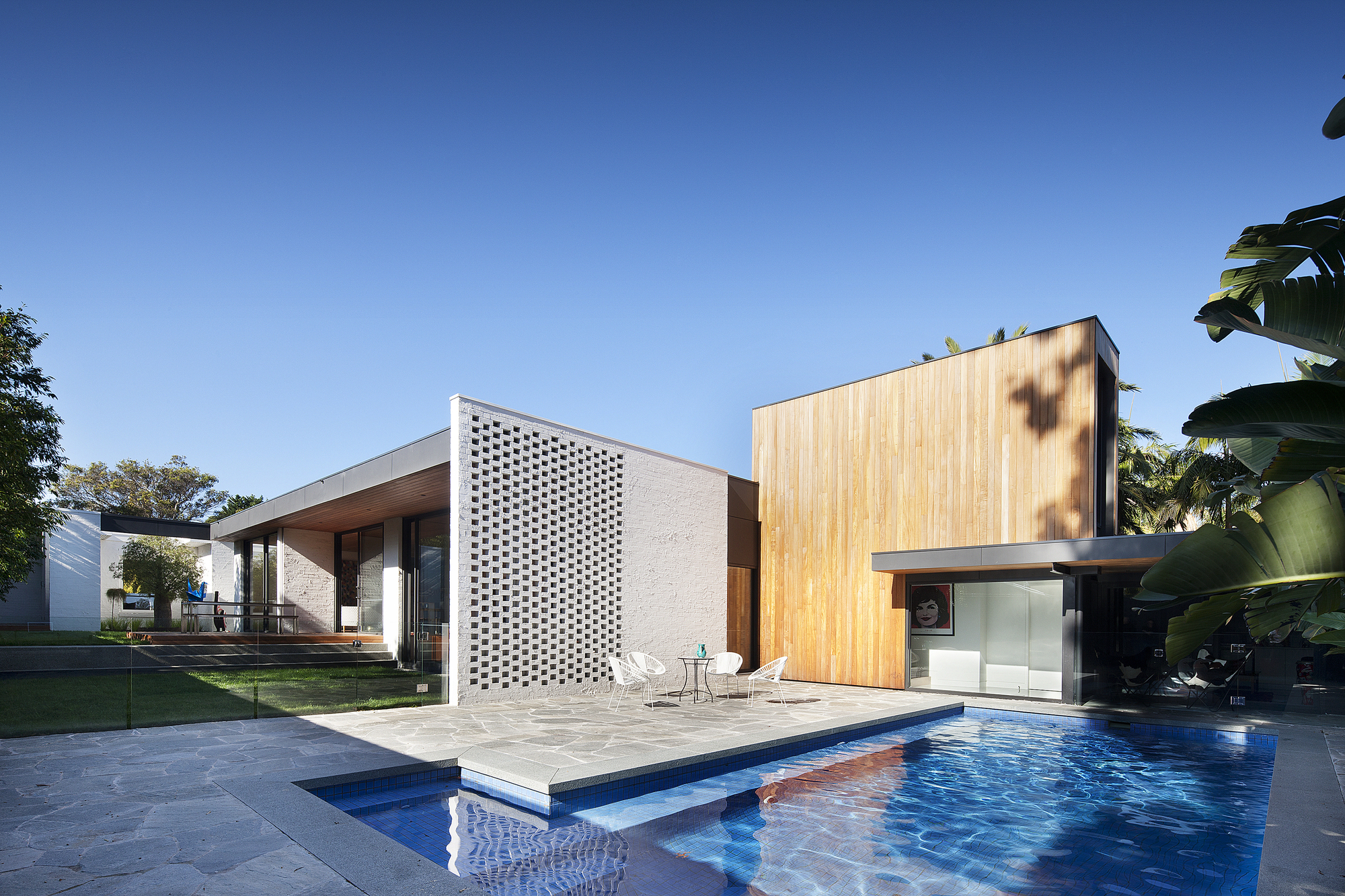 Kate 39 s house bower architecture archdaily for Architecture 00