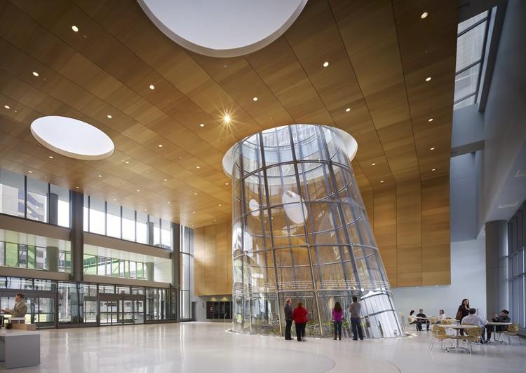 New Hospital Tower Rush University Medical Center Perkins Will