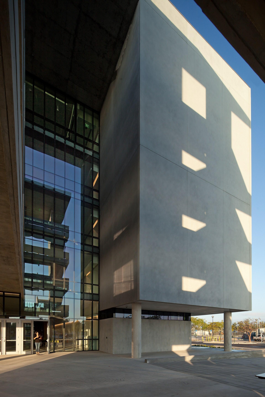 galería de miami-dade college kendall campus / perkins
