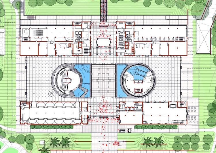 10 Museum Park Floor Plans