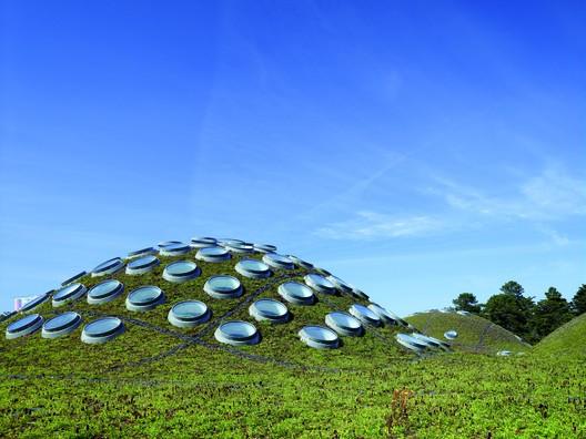 Academia de ciencias de California / Renzo Piano Building Workshop  + Stantec Architecture