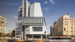 Museo Whitney / Renzo Piano Building Workshop + Cooper Robertson