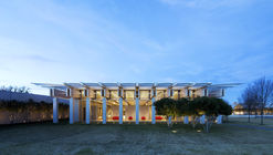 Kimbell Art Museum Expansion / Renzo Piano Building Workshop  + Kendall/Heaton Associates