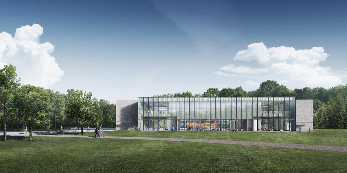 KAAN Architecten Designs New Building for the University of Tilburg