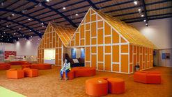 MVRDV Designs Reusable Pavilion for Bogotá Book Fair