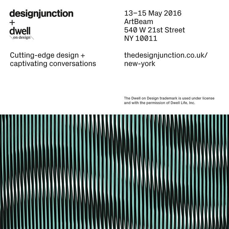 designjunction + Dwell on Design , designjunction + Dwell on Design