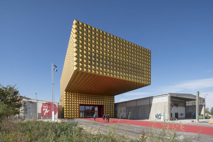 Museo del rock / MVRDV + COBE, © Ossip van Duivenbode