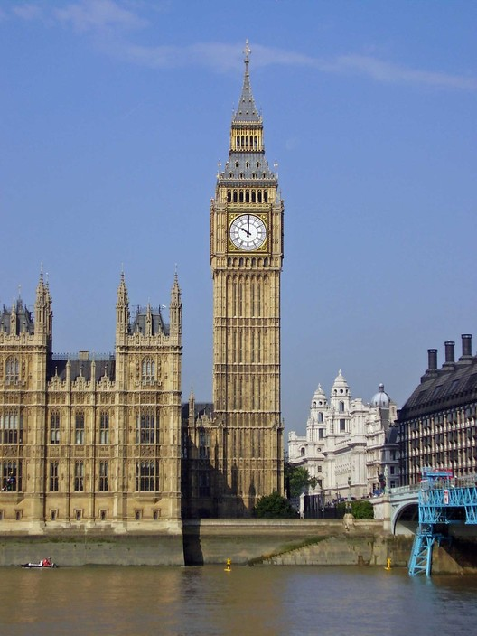 Elizabeth Tower and Big Ben to Undergo Renovations, © Flickr CC User Alun Salt, Licensed under CC BY-SA 2.0