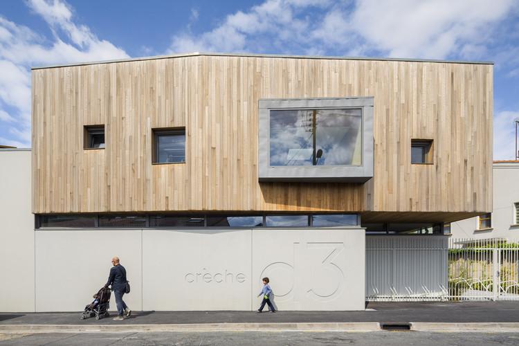 Guardería D3 / Gayet-Roger Architects, © Sergio Grazia