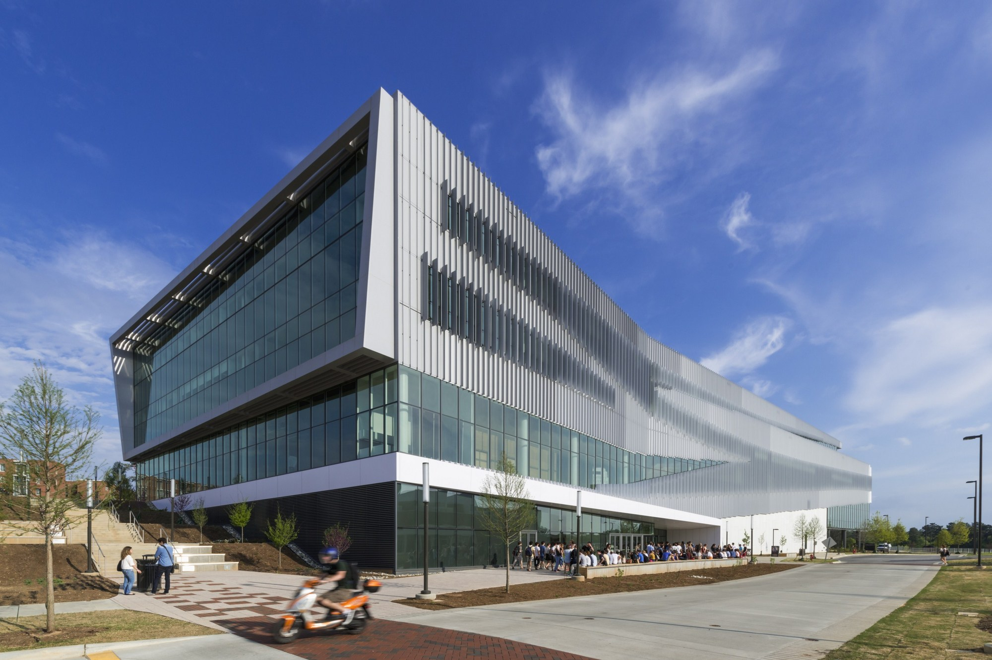 Hunt Library Sn 248 Hetta Archdaily