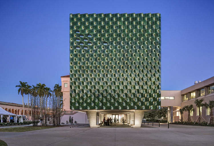 The Center for Asian Art at the Ringling Museum of Art  / Machado Silvetti, © Anton Grassl / Esto
