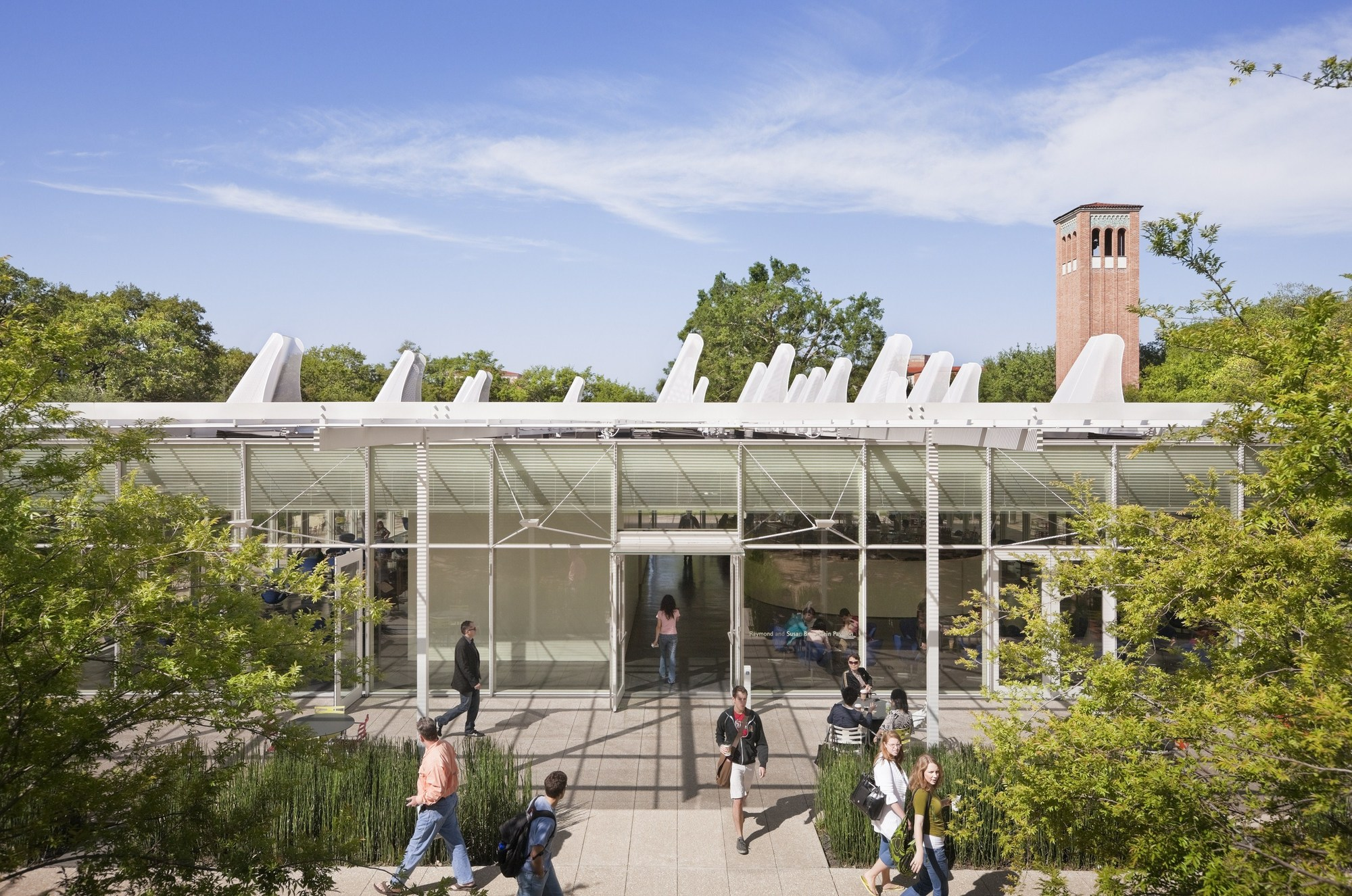 Brochstein Pavilion Thomas Phifer And Partners Archdaily