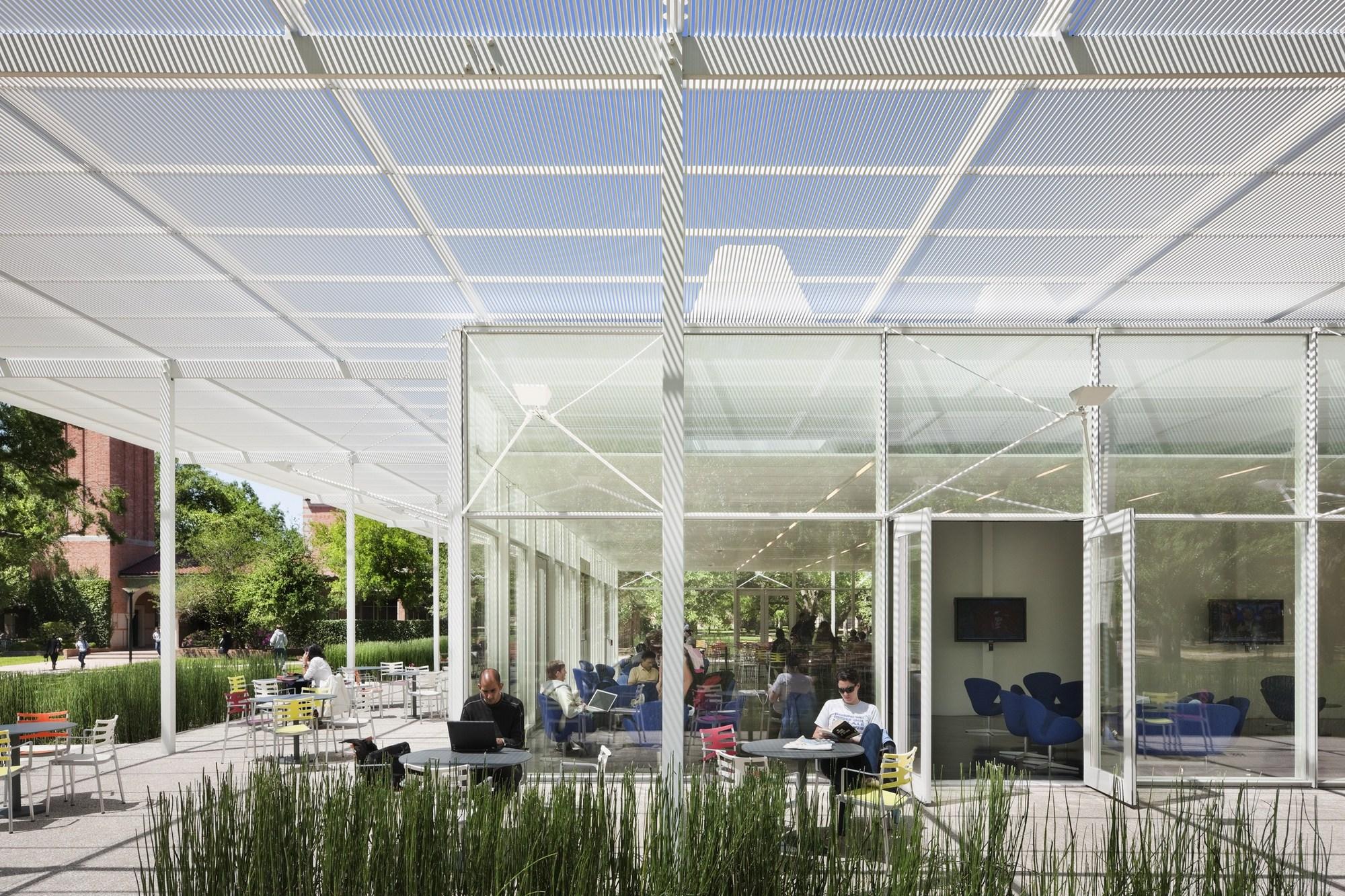 Brochstein Pavilion Thomas Phifer And Partners