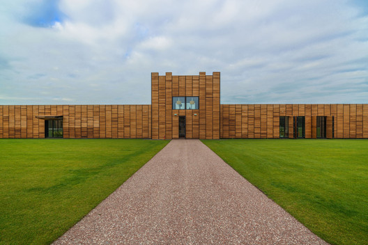 Castellum Hoge Woerd  / SKETS architectuurstudio