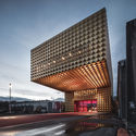 MVRDV AND COBES MUSEUM OF ROCK OPENS IN THE DANISH CITY OF ROSKILDE