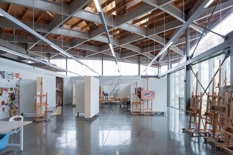 Pomona College Studio Art HallC Iwan Baan