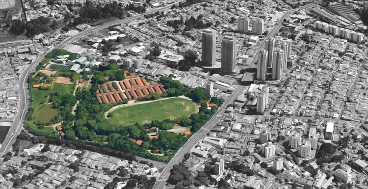 Chácara do Jockey em São Paulo será transformada em parque municipal, Chácara do Jockey