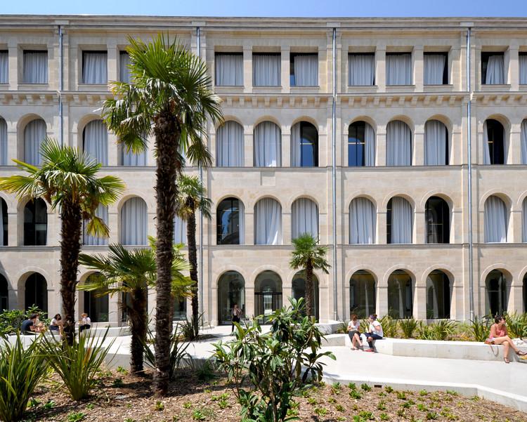 Biblioteca multimedia Françoise Sagan  / Bigoni Mortemard , © Bigoni Mortemard