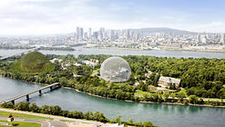 Dror Proposes New Vegetated Biosphere for Montreal