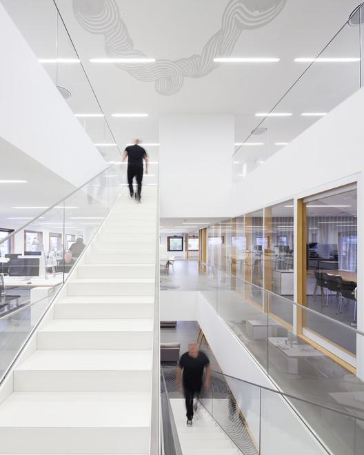 JKMM Office  / JKMM Architects, © Marc Goodwin