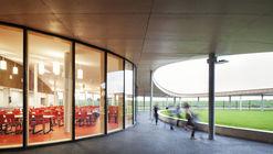 Froelicher High School Reconstruction  / Daudre-Vignier & Associes