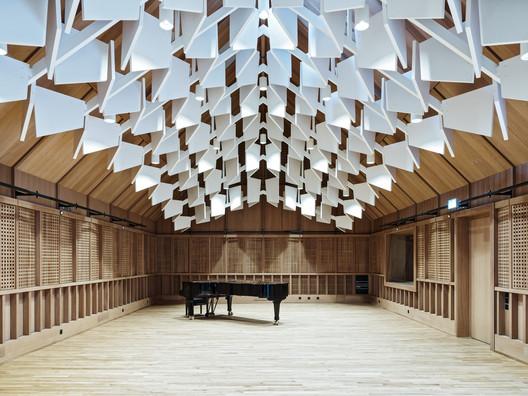 Jazz Campus / Buol & Zünd