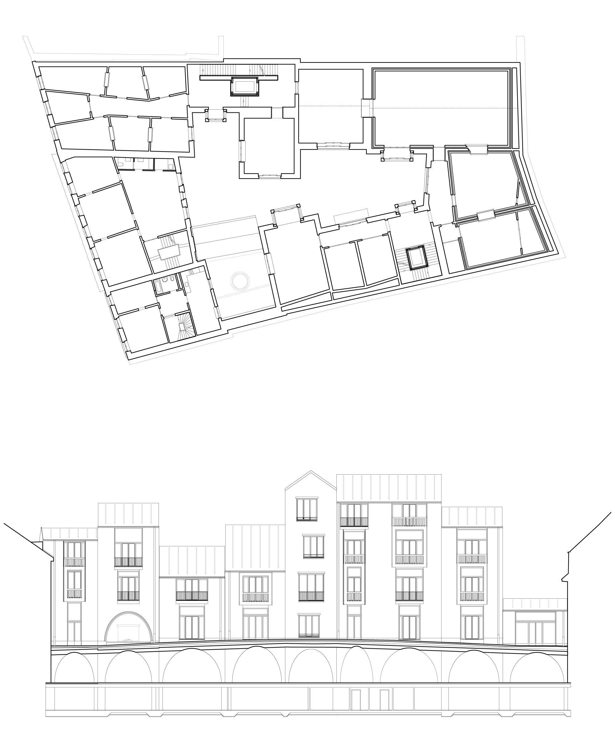 Best Floor Plan Elevation