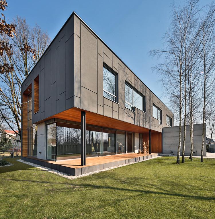 SIO House / Beczak / Beczak / Architekci, © Jan Karol Gołębiewski