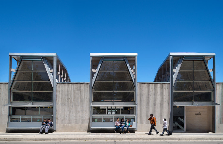 Constitución Public Library  / Sebastian Irarrázaval, © Felipe Díaz Contardo
