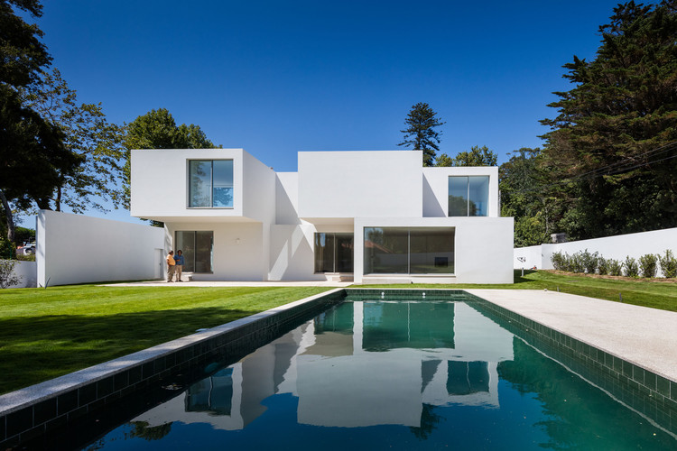 House MR / 236 Arquitectos, © Joao Morgado