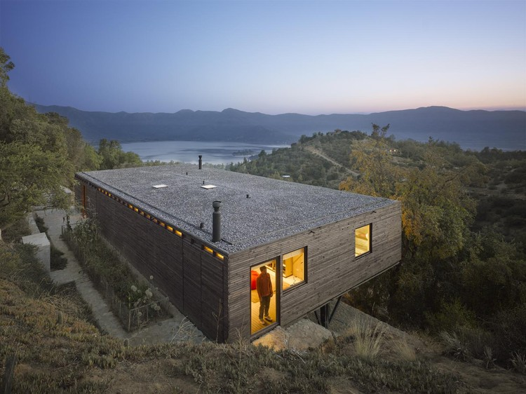 Casa Raul / Mathias Klotz, © Roland Halbe