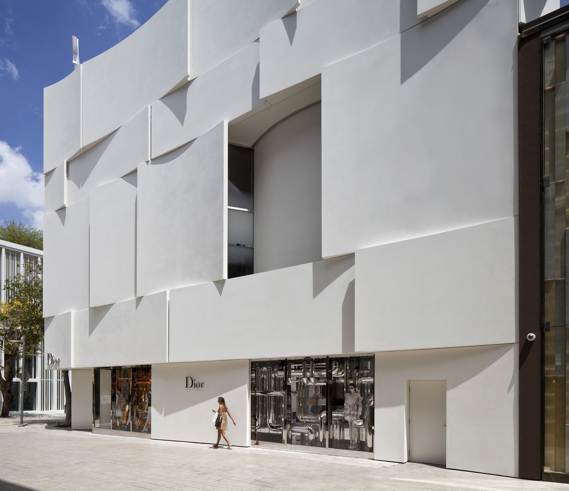 Gallery of Dior Miami Facade   Barbaritobancel Architectes - 13 3a61d976df00