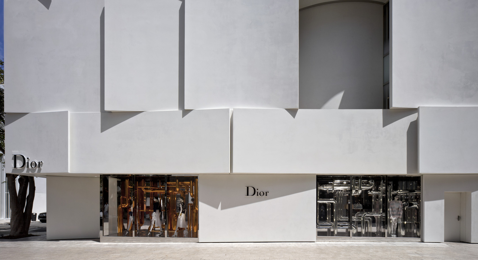 Gallery of Dior Miami Facade   Barbaritobancel Architectes - 2 c06155ce139c