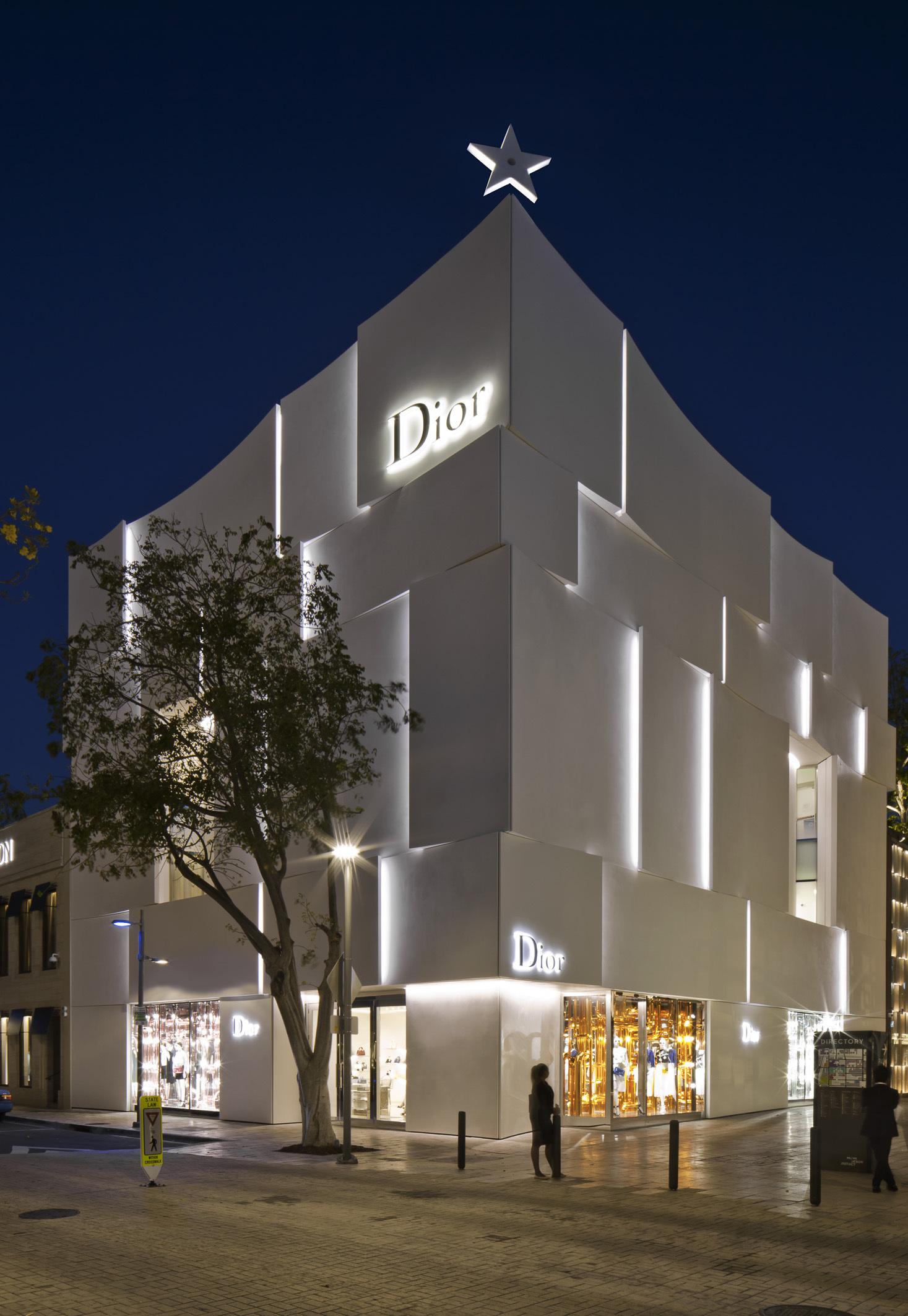 Dior Miami Facade Barbaritobancel Architectes Archdaily