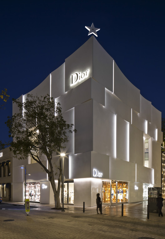 Dior Miami Facade / Barbaritobancel Architectes : ArchDaily