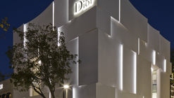 Dior Miami Facade / Barbaritobancel Architectes